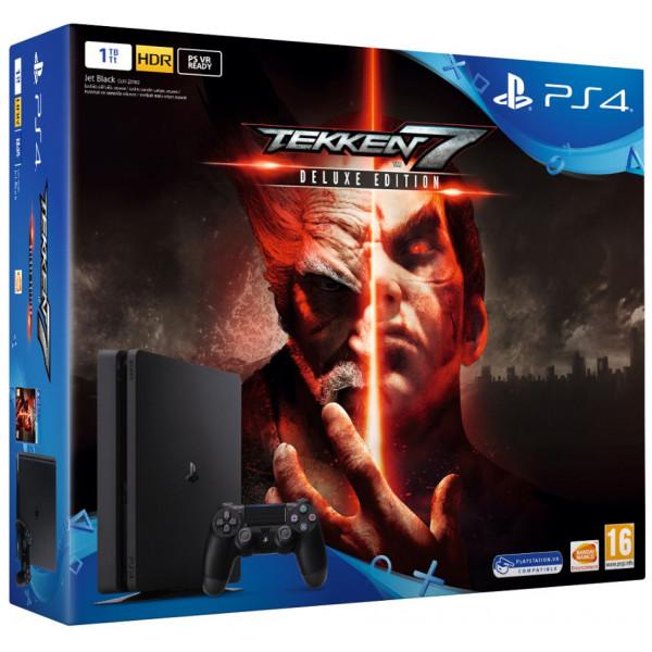 Sony Tv-Spel Playstation 4 Console 1Tb - Tekken 7 Deluxe Edition från Sony