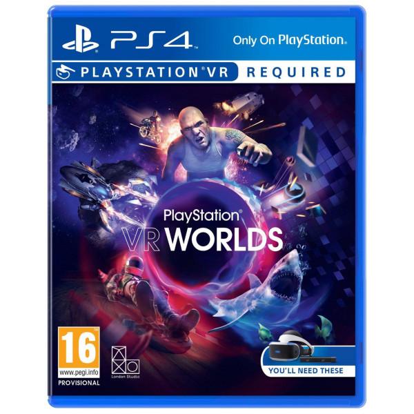 Sony Tv-Spel Playstation Vr Worlds Vr från Sony