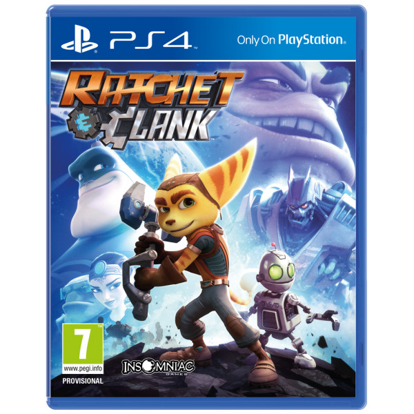 Sony Tv-Spel Ratchet & Clank från Sony