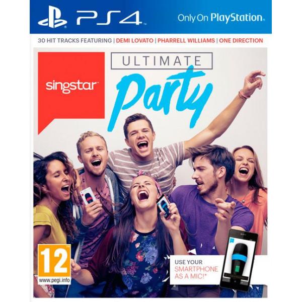 Sony Tv-Spel Singstar Ultimate Party från Sony