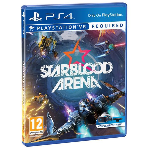 Sony Tv-Spel Starblood Arena Vr från Sony