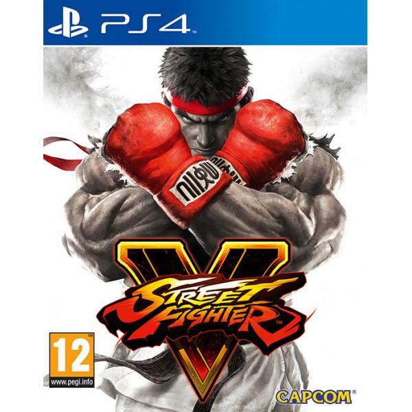 Sony Tv-Spel Street Fighter V 5 från Sony