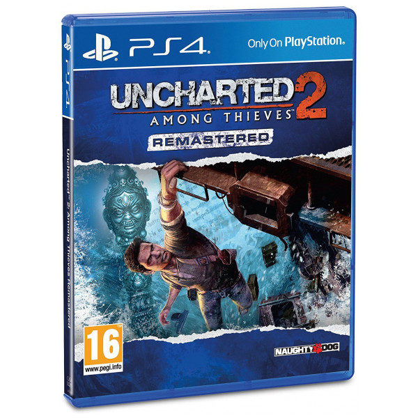 Sony Tv-Spel Uncharted 2 Among Thieves Remastered från Sony
