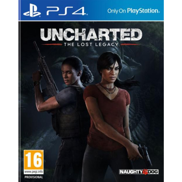 Sony Tv-Spel Uncharted The Lost Legacy från Sony
