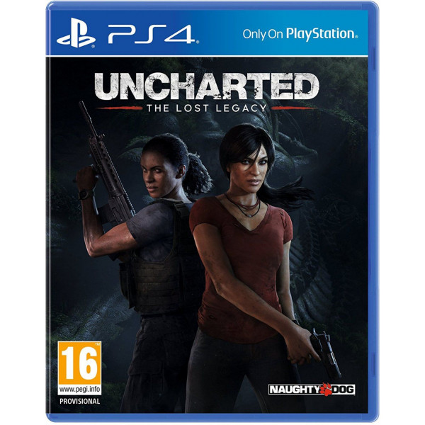 Sony Tv-Spel Uncharted The Lost Legacy Nordic från Sony