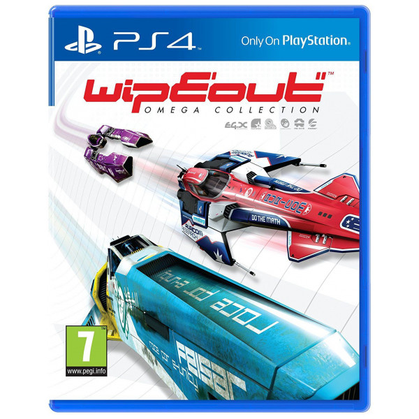 Sony Tv-Spel Wipeout Omega Collection från Sony