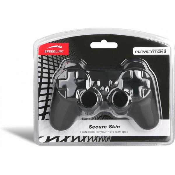 Speed Link Tv-Spel Secure Skin For Ps3 Black Speedlink från Speed link