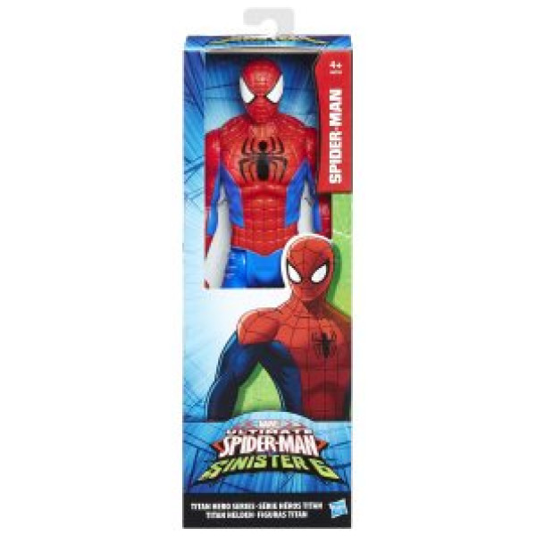 Spiderman Actionfigur Titan Hero Series från Spiderman