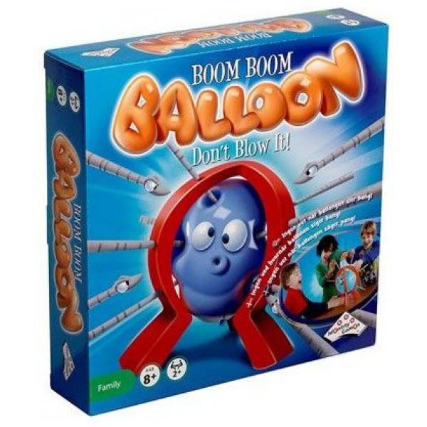 Spin Master Sällskapsspel Boom Balloon från Spin master