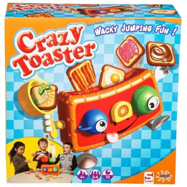 Splash Toys Sällskapsspel Crazy Toaster från Splash toys