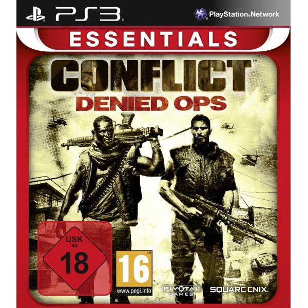 Square Enix Tv-Spel Conflict Denied Ops Essentials från Square enix