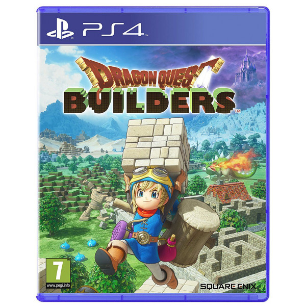 Square Enix Tv-Spel Dragon Quest Builders från Square enix