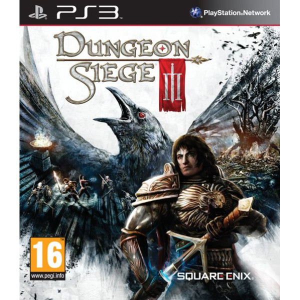 Square Enix Tv-Spel Dungeon Siege Iii 3 från Square enix