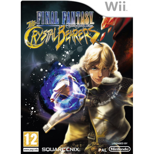 Square Enix Tv-Spel Final Fantasy Crystal Chronicles Crystal Bearers från Square enix