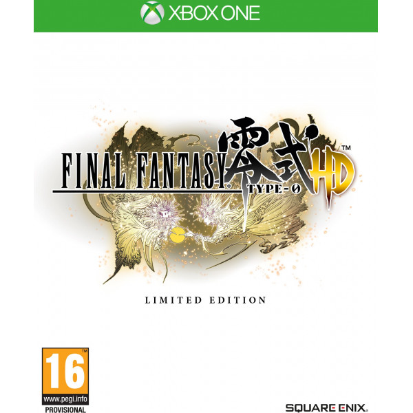 Square Enix Tv-Spel Final Fantasy Type - 0 Hd - Frame Limited Edition Inc Final Fantasy Xv Playable Demo från Square enix