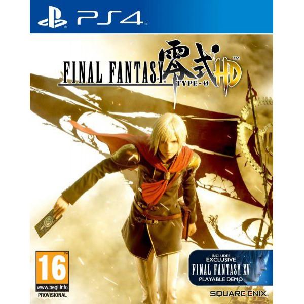 Square Enix Tv-Spel Final Fantasy Type - 0 Hd Inc Final Fantasy Xv Playable Demo från Square enix