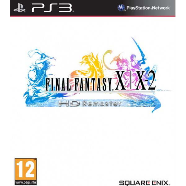 Square Enix Tv-Spel Final Fantasy X & X-2 Hd Remaster från Square enix