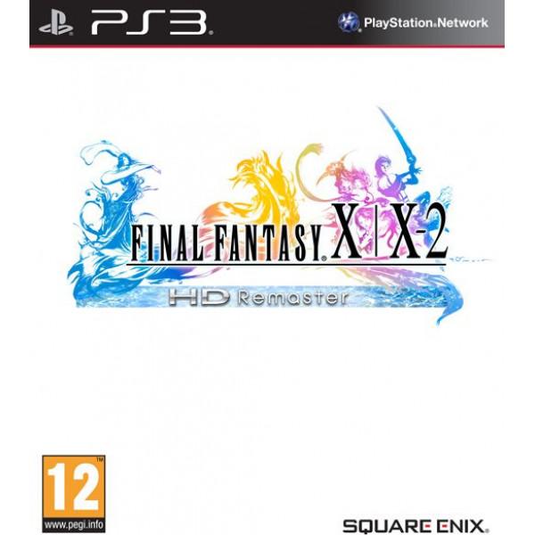 Square Enix Tv-Spel Final Fantasy X & X-2 Hd Remaster från Square enix