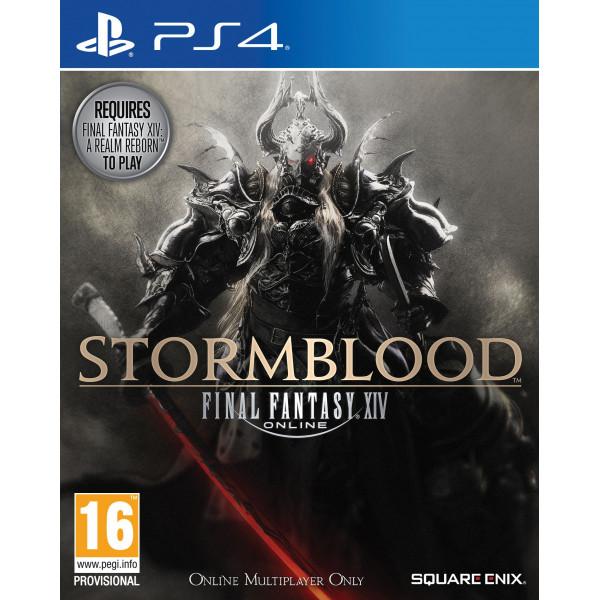 Square Enix Tv-Spel Final Fantasy Xiv 14 Stormblood från Square enix