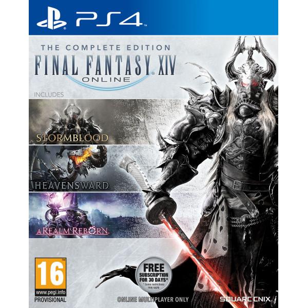 Square Enix Tv-Spel Final Fantasy Xiv Online Complete Edition från Square enix