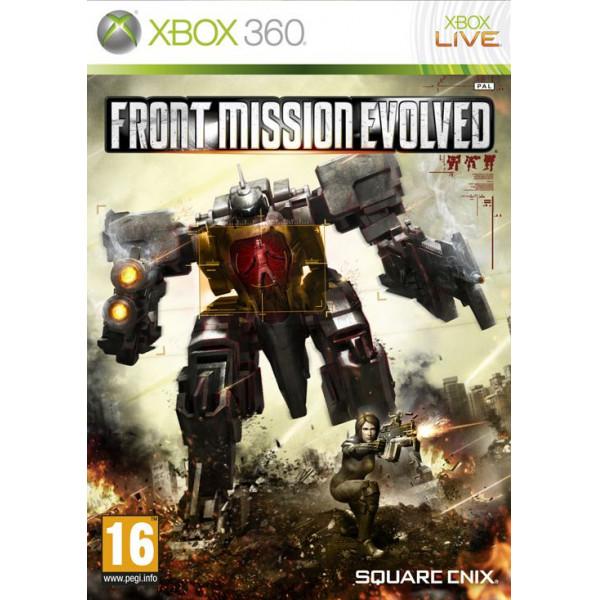 Square Enix Tv-Spel Front Mission Evolved från Square enix