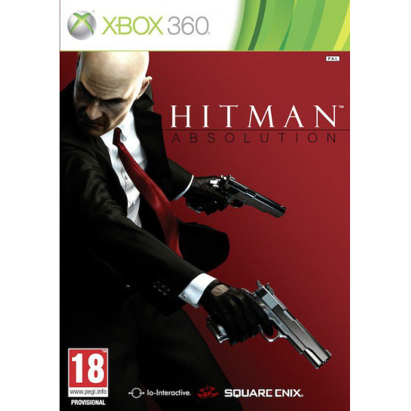 Square Enix Tv-Spel Hitman Absolution från Square enix
