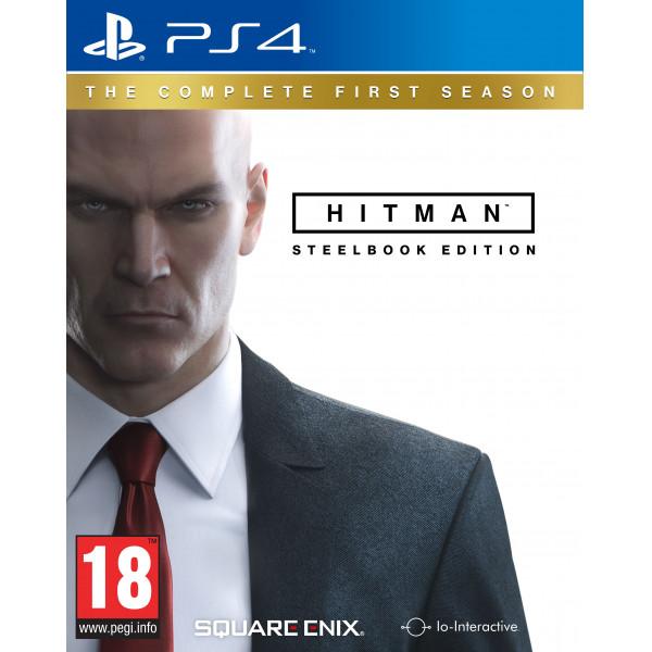 Square Enix Tv-Spel Hitman The Complete First Season Steelbook Edition från Square enix