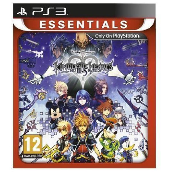 Square Enix Tv-Spel Kingdom Hearts Hd 25 Remix Essentials från Square enix