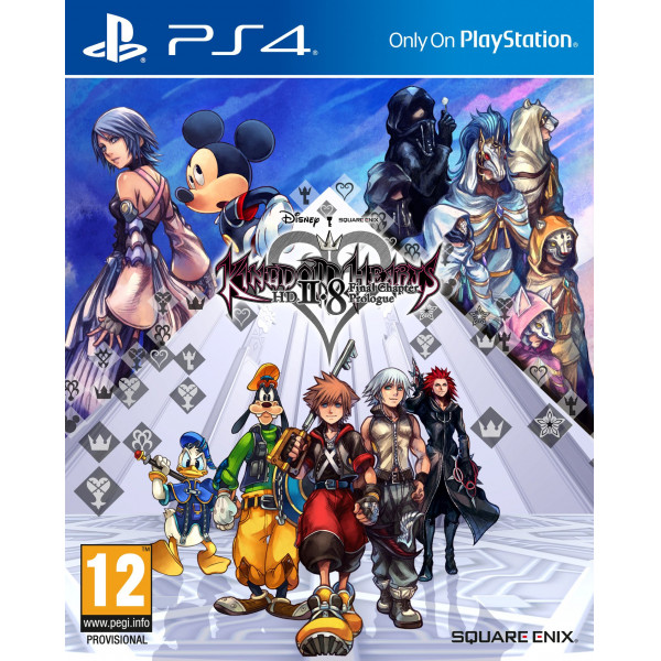 Square Enix Tv-Spel Kingdom Hearts Hd 28 Final Chapter Prologue från Square enix