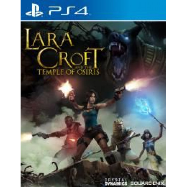 Square Enix Tv-Spel Lara Croft And The Temple Of Osiris från Square enix