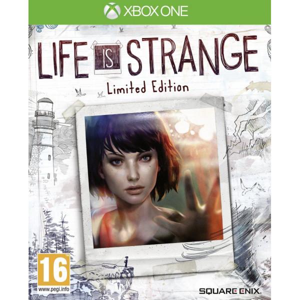 Square Enix Tv-Spel Life Is Strange från Square enix