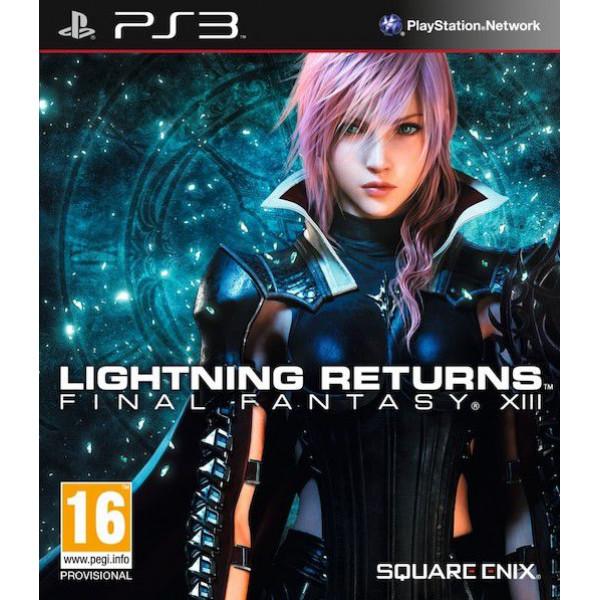 Square Enix Tv-Spel Lightning Returns Final Fantasy Xiii från Square enix