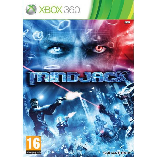 Square Enix Tv-Spel Mindjack från Square enix