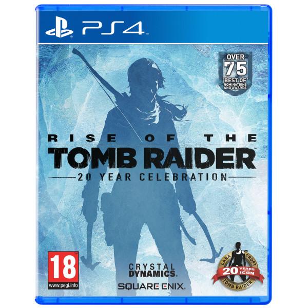 Square Enix Tv-Spel Rise Of The Tomb Raider 20 Year Celebration från Square enix