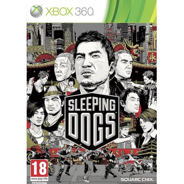 Square Enix Tv-Spel Sleeping Dogs från Square enix