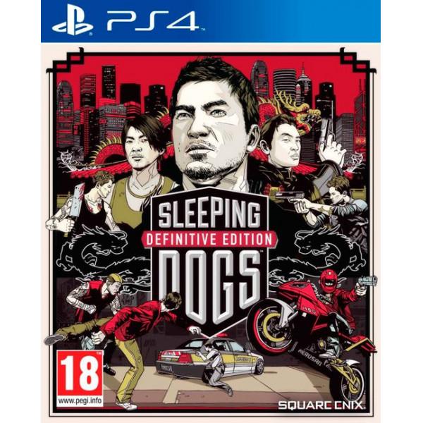 Square Enix Tv-Spel Sleeping Dogs Definitive Edition från Square enix