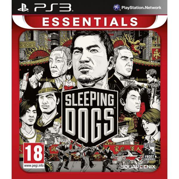 Square Enix Tv-Spel Sleeping Dogs Essentials från Square enix