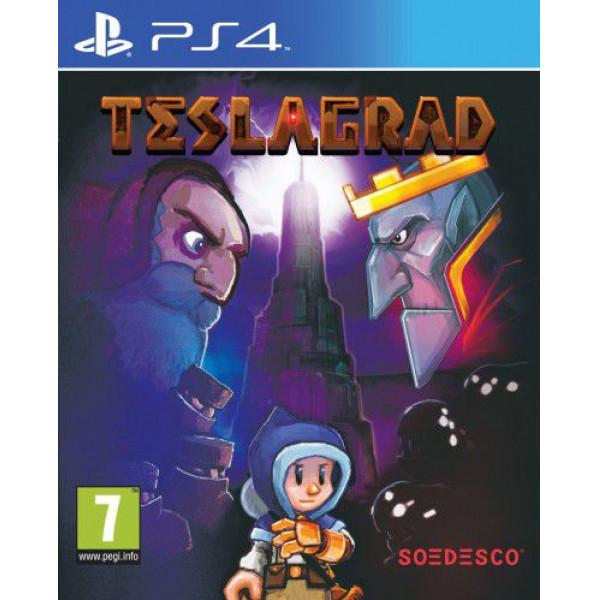 Square Enix Tv-Spel Teslagrad från Square enix