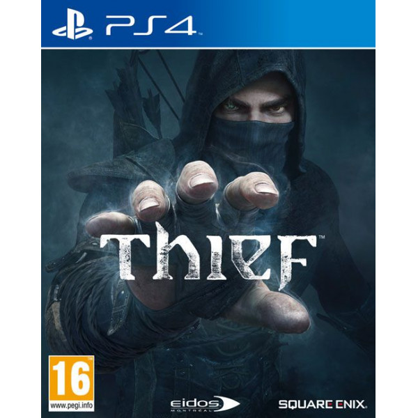 Square Enix Tv-Spel Thief från Square enix