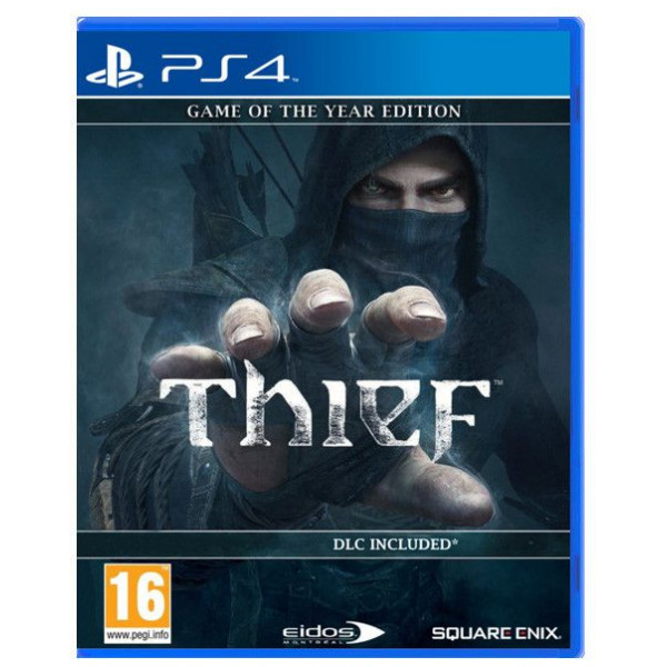 Square Enix Tv-Spel Thief Game Of The Year Edition från Square enix