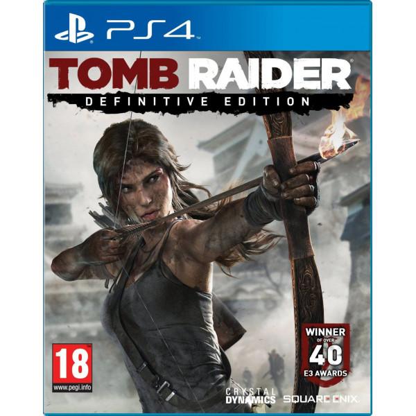Square Enix Tv-Spel Tomb Raider - Definitive Edition från Square enix