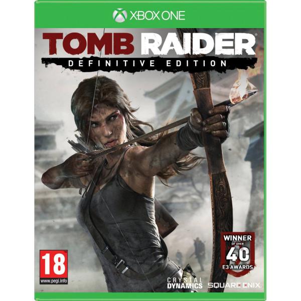 Square Enix Tv-Spel Tomb Raider - Definitive Edition xbox One från Square enix