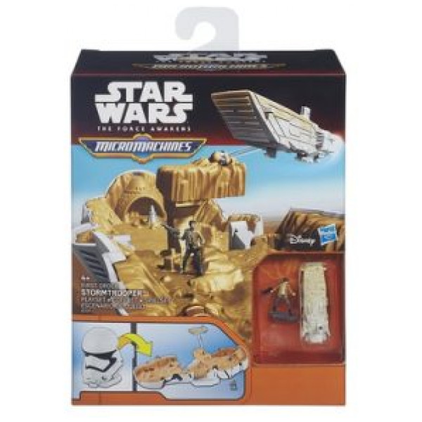 Star Wars 0-Starwars E7 Mm Battle Set från Star wars