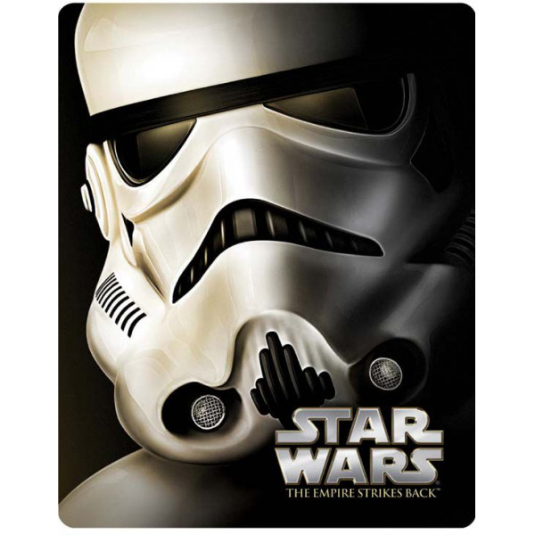Star Wars 0-Starwars Episode V The Empire Strikes Back - Steelbook Blu-Ray från Star wars