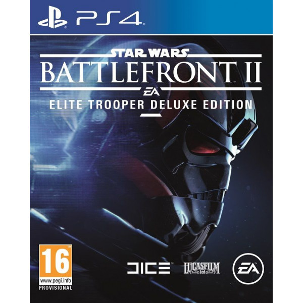 Star Wars Tv-Spel Battlefront Ii 2 - Deluxe Edition Nordic från Star wars