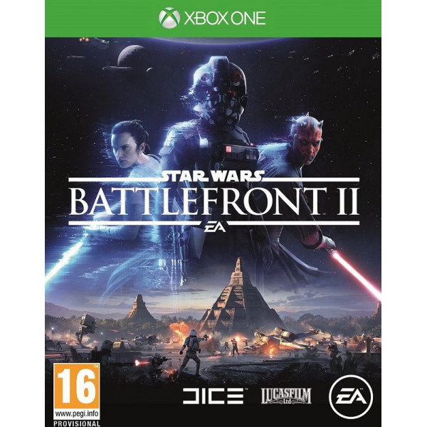 Star Wars Tv-Spel Battlefront Ii 2 Nordic från Star wars