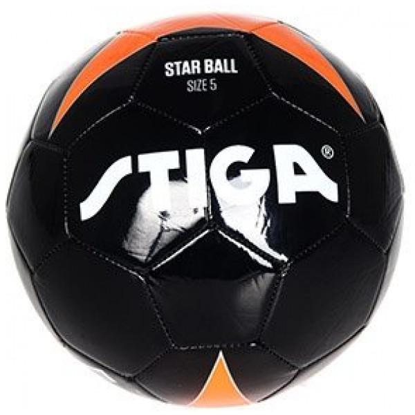 Stiga Uteleksak Fotball Ar Size 5 Svartorange från Stiga