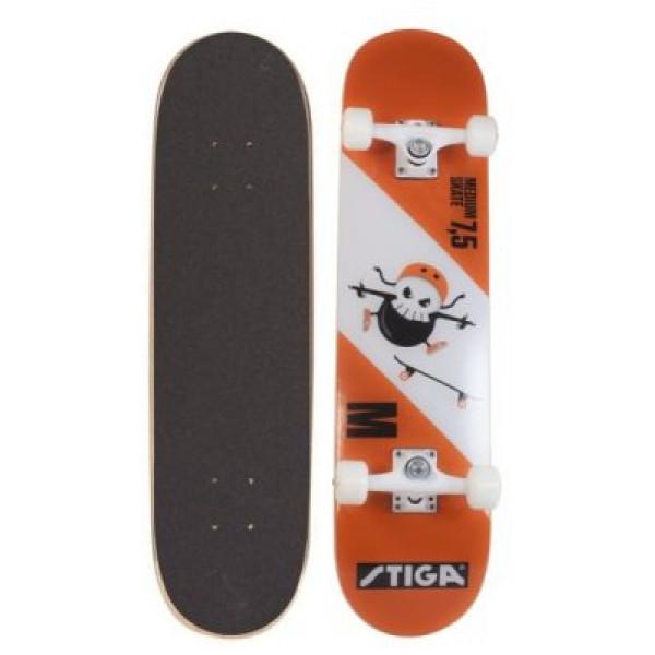 Stiga Uteleksak Skateboard Crown M 7,5 från Stiga