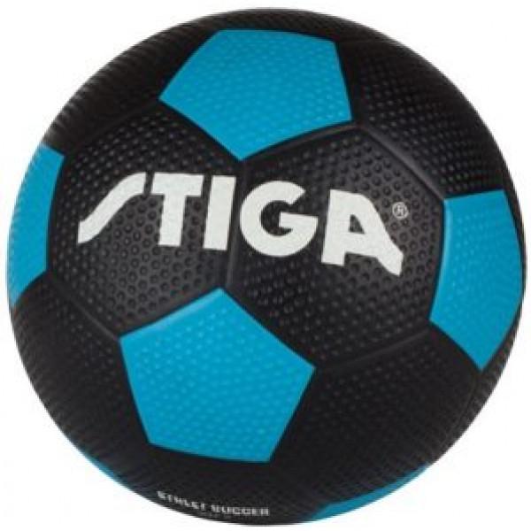 Stiga Uteleksak Street Soccer Ball 5 Svartturkos från Stiga