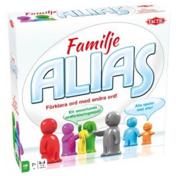 Tactic Sällskapsspel Alias Ord Spel från Tactic